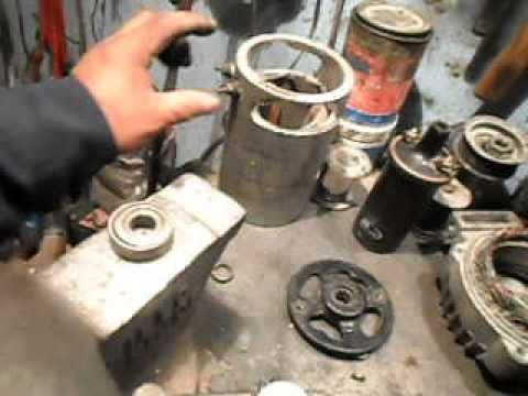 Reparaci n de generador vocho - Generador de corriente ...