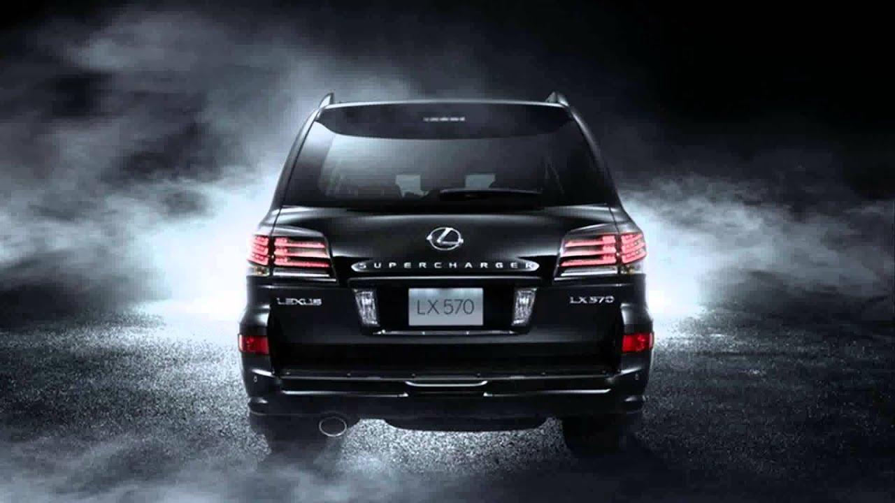 Lexus Lx 570 Supercharged Youtube