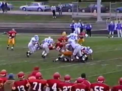 Simpson College Football 1997 Highlight Video Part 2 of 4
