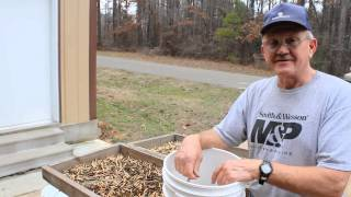 How to clean your brass for reloading with Jerry Miculek