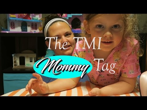 ONE REASON NOT TO BREASTFEED - TMI Mommy Tag/Collab