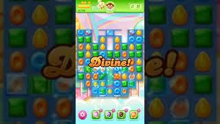 Candy crush jelly saga level 744(NO BOOSTER)