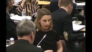 Moment magique en commission où une députée LREM vend la mèche sur l'OTAN