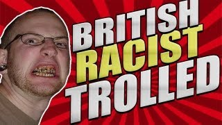 "Sid The Squeaker Trolls A Racist ""Call of Duty Trolling"""