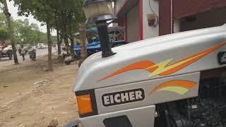 EICHER 485 ,45 HP ट्रैक्टर अच्छी कंडीशन है जिस किसी भाई को आवश्यकता हो वह एजेंसी पर जाकर संपर्क करें