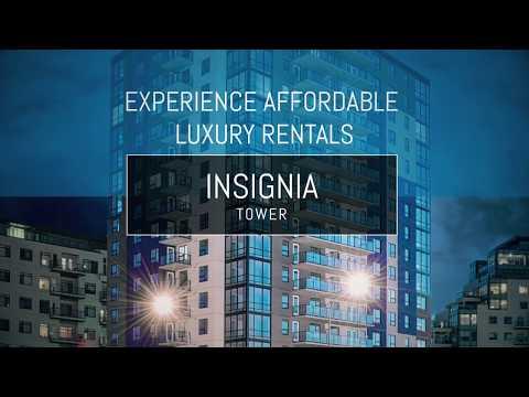 InsigniaTower - Apartment Rentals In Edmonton