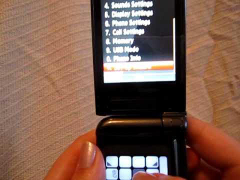 Samsung Alias2 (u750) - Verizon Wireless - Part 1