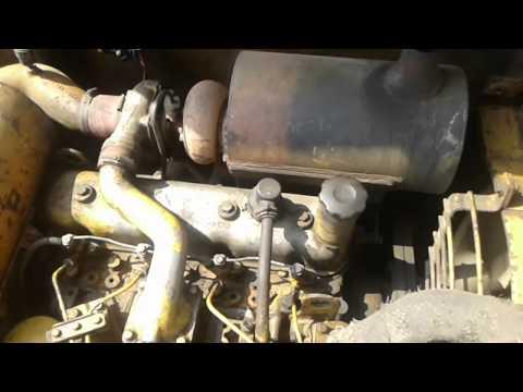 รถขุด แบคโฮ komatsu 120-2 เครื่องดี โลเลอร์ บูช สป๊อกเก๊ต ดี