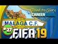 FIFA 19: MALAGA CF CAREER MODE [#27] NICK POPE IS A MAGICIAN
