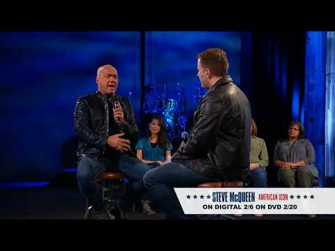 Q/A with Steve McQueen: American Icon filmmakers Jon Erwin and Pastor Greg Laurie