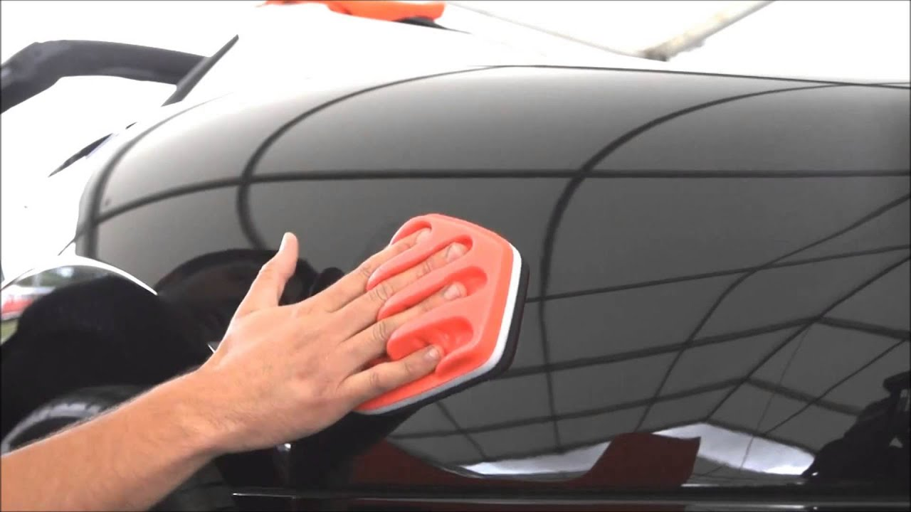 Autoglym Super Resin Polish - YouTube