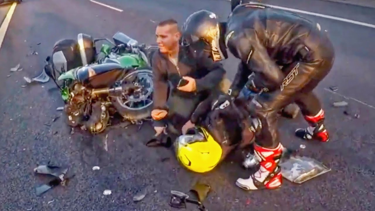 Download Before You BUY a Bike, WATCH THIS!!! Hectic MOTORCYCLE Crashes & Fails [2021]