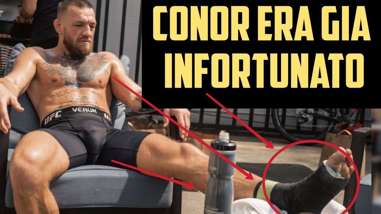 CONOR SVELA RETROSCENA IMPORTANTE + guadagni complessivi di Conor e Dustin
