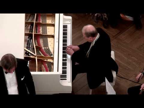 Mozart Piano concerto No. 13 in C major K. 415 1st movement Allegro / Kalle Randalu