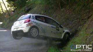 Rallye du Mont Blanc 2016 -Crashes, Attack by Optic Rallye Forez
