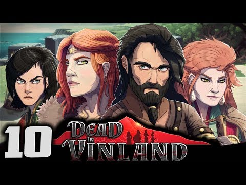 DEAD IN VINLAND - Exhausted - Let's Play Dead In Vinland Gameplay Part 10 (Survival Mgmt RPG)