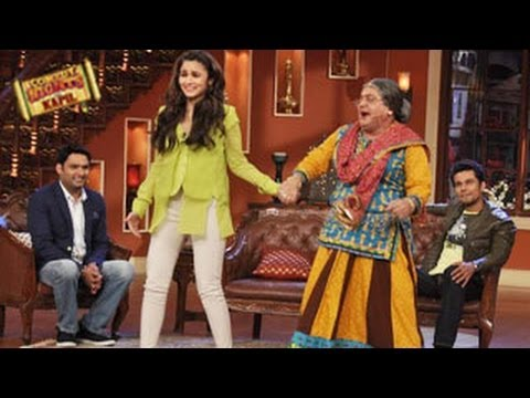 Comedy Nights with Kapil 22nd February 2014 FULL EPISODE - Alia Bhatt & Randeep Hooda SPECIAL Travel Video