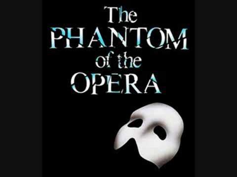 The Phantom Of The Opera - Theme Song - YouTube