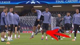 Cristiano Ronaldo In Training 2017 - Skills/Tricks/Goals + Freestyle HD