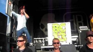 brokenCYDE-Get Crunk-LIVE