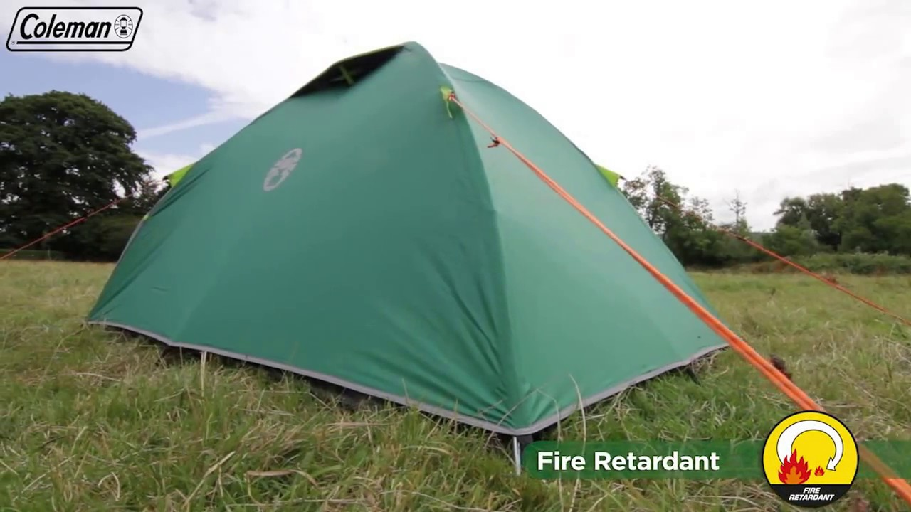 Coleman® BlackOut Bedroom Kobuk Valley 2 C&ing Tent - EN & Coleman® BlackOut Bedroom Kobuk Valley 2 Camping Tent - EN - YouTube