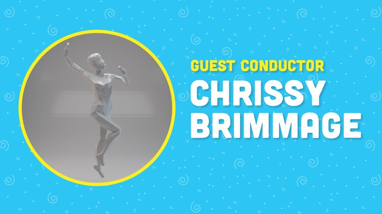 Guest Conductor: Chrissy Brimmage