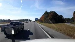 Bigrigtravels Live! - Kingsland, Georgia to Jacksonville, Florida - Interstate 95  - Dec. 15, 2016