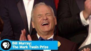BILL MURRAY: THE MARK TWAIN PRIZE | Official Trailer | PBS