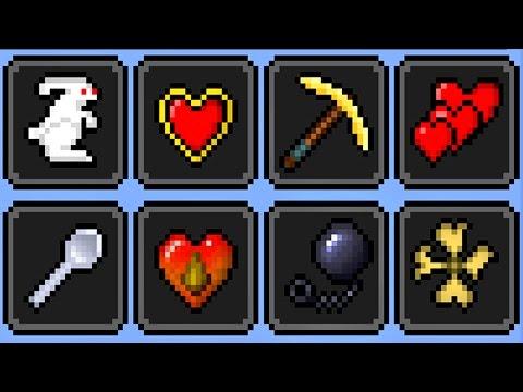 Alle Effekte von Minecraft + Commands