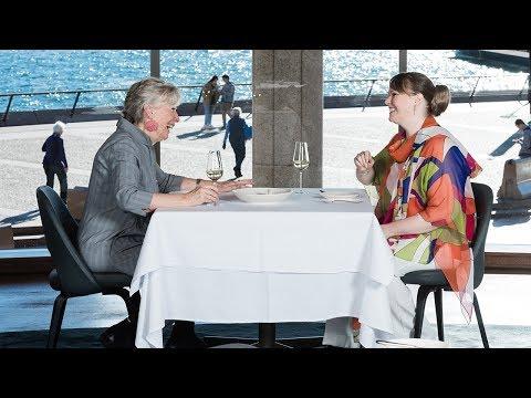 La Dolce Jessica | Maggie Beer & Jessica Pratt At Aria Restaurant