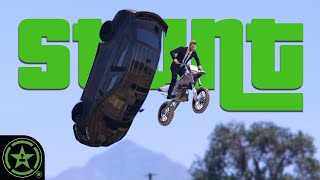 We Saved the Most Difficult for Last - GTA V: Stunt Jumps Finale