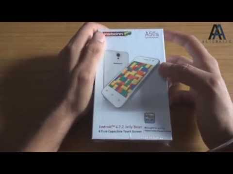 Karbonn A50S Unboxing - The Cheapest Android Smartphone In The World
