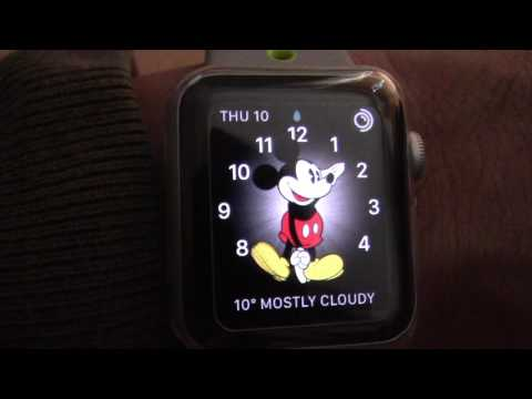 How to Eject Water from Apple Watch Serries 2