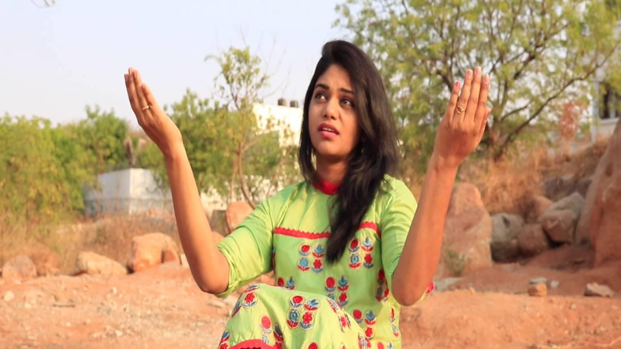 Telugu Christian Song by Divya David-Sadakaalamu neetho nenu (Cover)