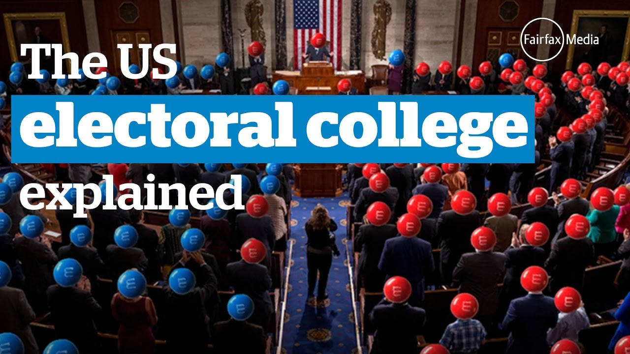Electoral College voting system explained