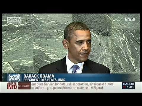 Barack Obama à L'ONU : «Pas De Raccourci Pour La Paix Israélo-palestinienne» - Le Figaro