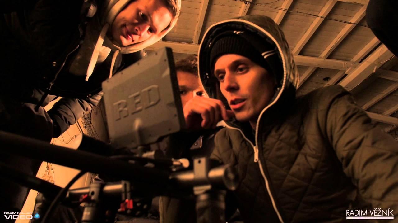 SKYWALKER - Making of VENOM music video