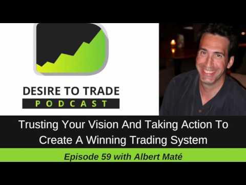 Albert Maté: Success Story Of An Algorithmic Trader | Trader Interview (059)