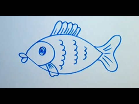 Простые рисунки #364 Как нарисовать РАДУГУ
