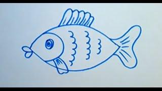 Учимся рисовать Рисунки для детей