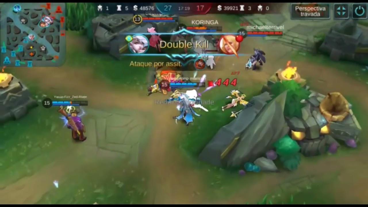 MOBILE LEGENDS Double kill Triple kill Quadra kill Penta kill
