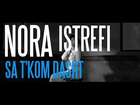 KARAOKE PIANO : Nora Istrefi - Sa t'kom dasht ( LYRICS )
