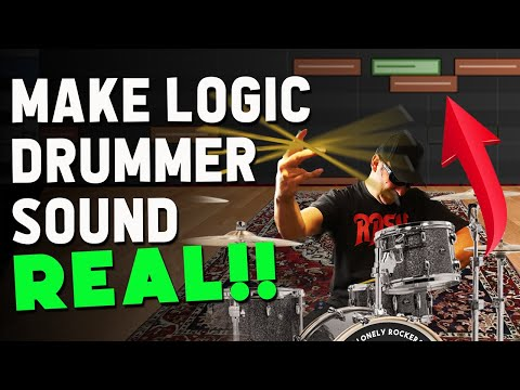 Logic Pro Drummer | Advanced Tips for a Human Touch