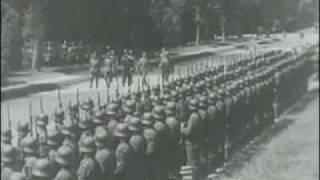 Hitler firma el armisticio con Francia en Compiègne - 22/06/1940