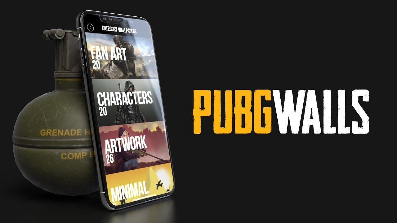 Pubg Walls App Promotional Video