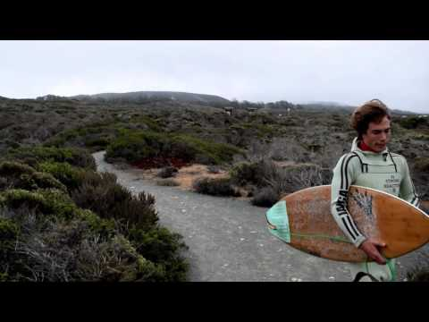 The Central Coast Project-: Surfing Central California