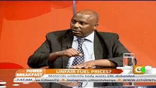 Power Breakfast: Unfair fuel prices