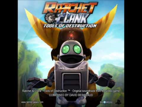 Favourite Videogame Tunes 99: Let's Celebrate - Ratchet and Clank Tools of Destruction.