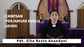 Cawisan Perjamuan Kudus Adven - GKJW Jemaat Ngunut