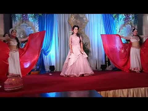 tu aata hai seene mein Bride & Groom Dancing by 9953180896